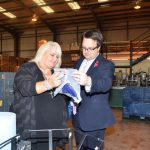 Local MP Praises ADM's Biodegradable Wrapping Innovation